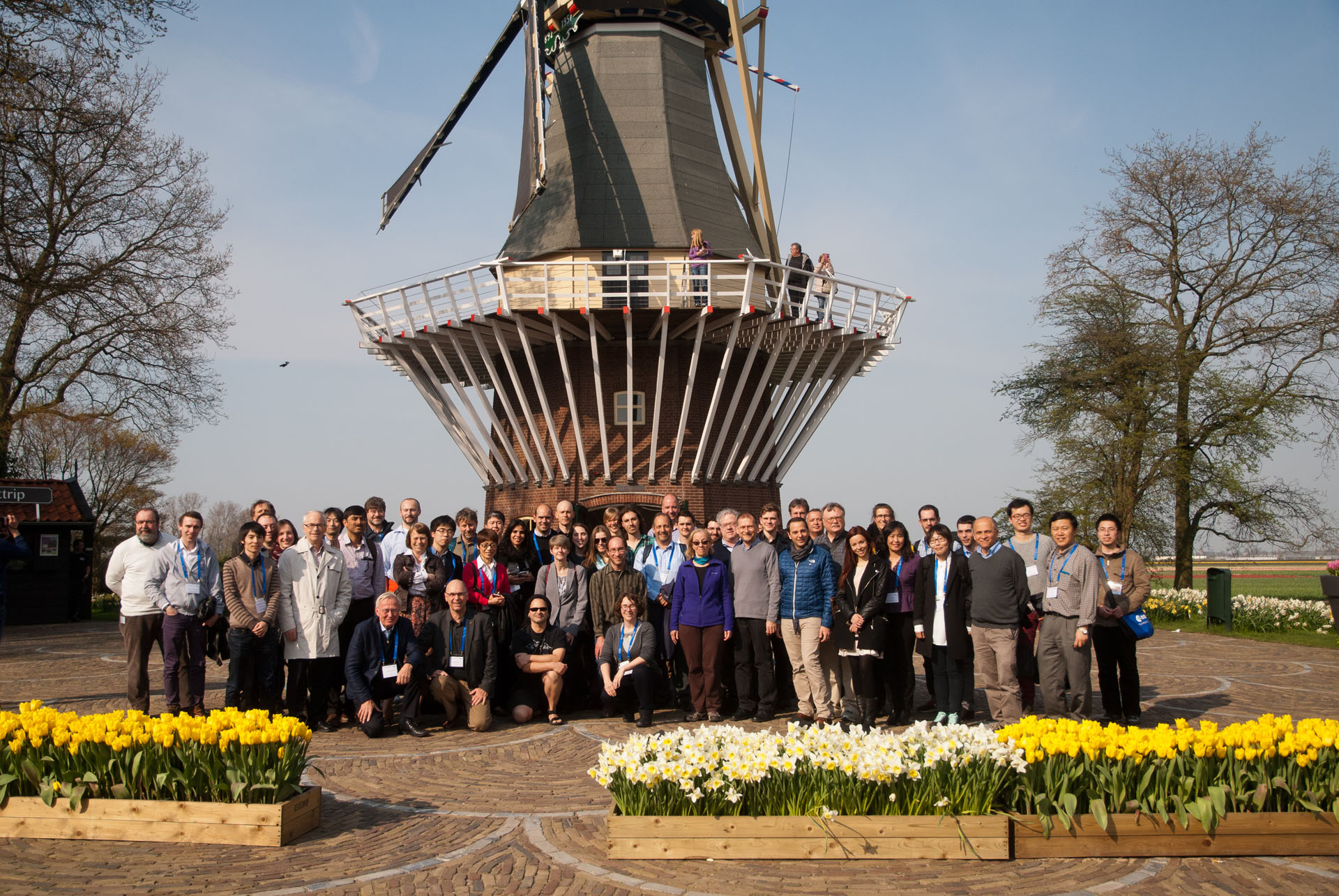 Water In The Universe 2016 Conference - Participants