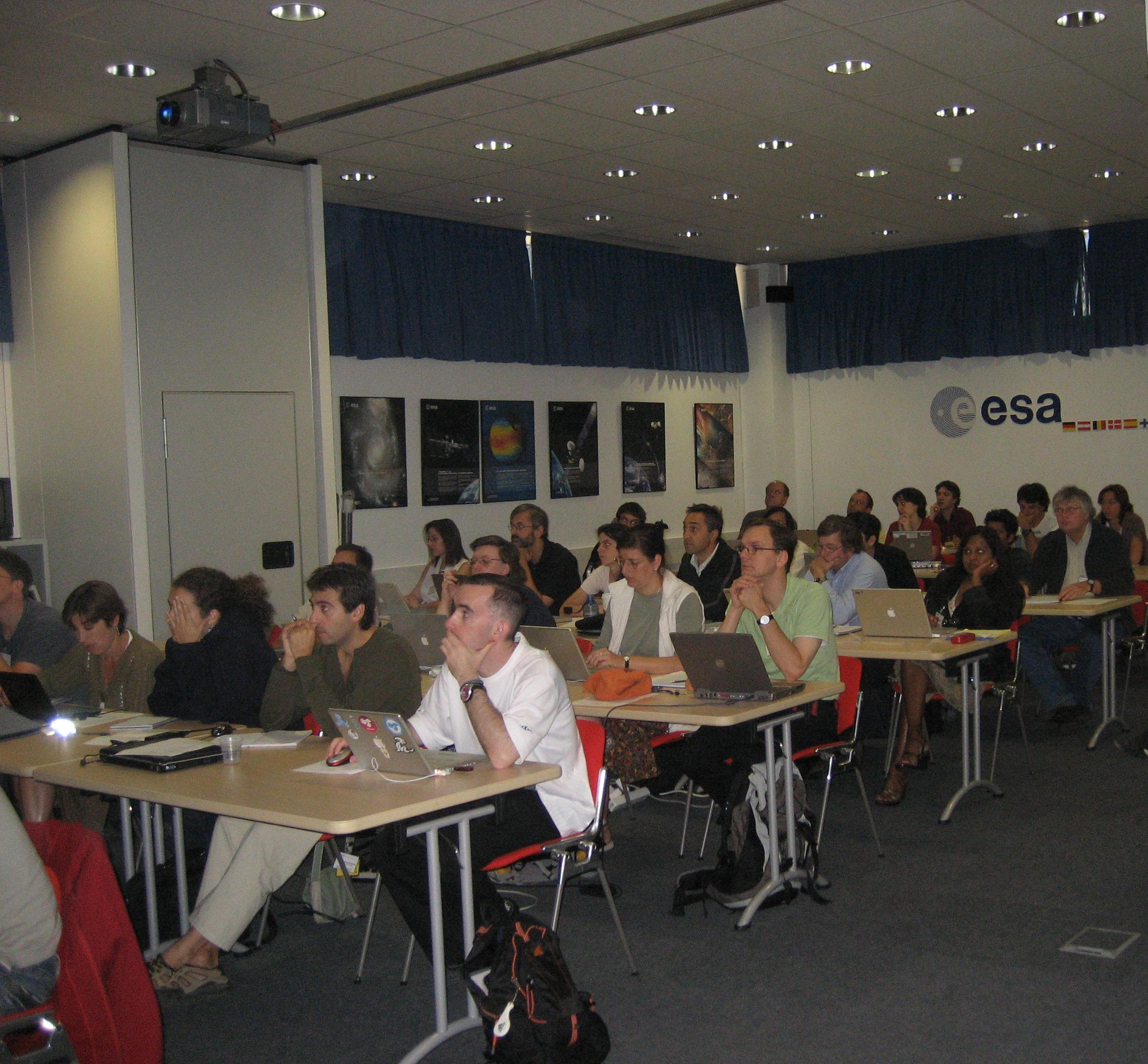Herschel observation planning workshop participants