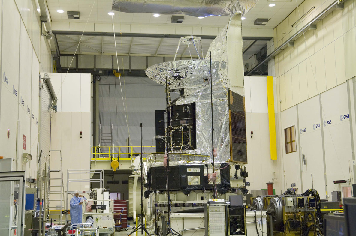 Herschel Vibration Tests