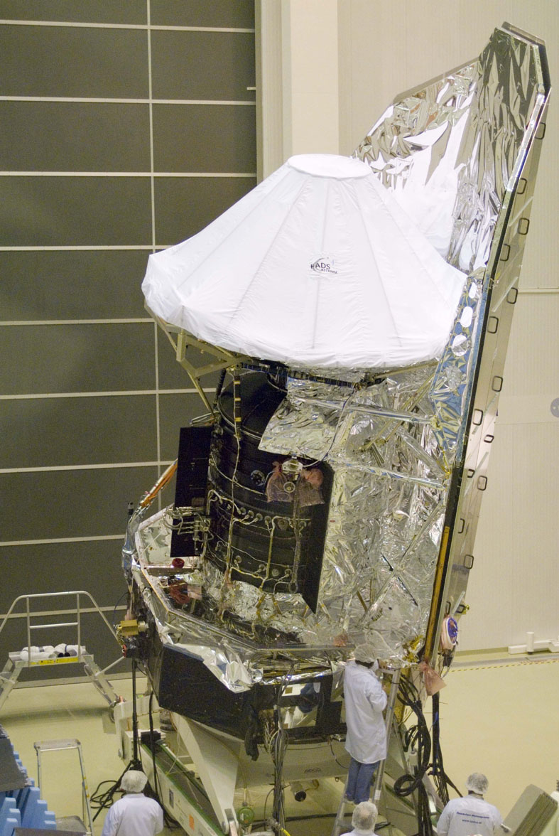 Herschel mechanical testing underway