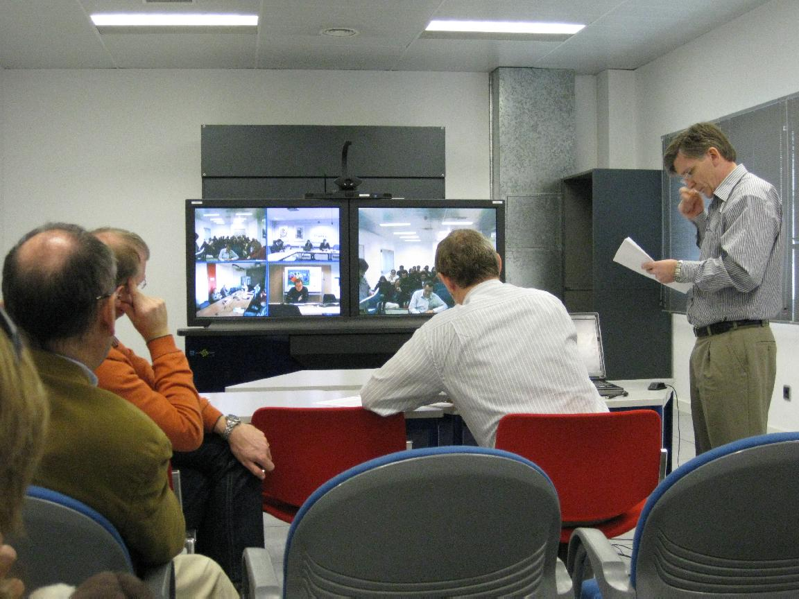 SOVT-2 daily videoconference with ICCs