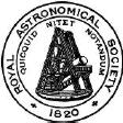 Royal Astronomical Society (RAS) logo