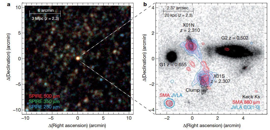 Multi-wavelength view of HXMM01 (Fu et al. 2013)