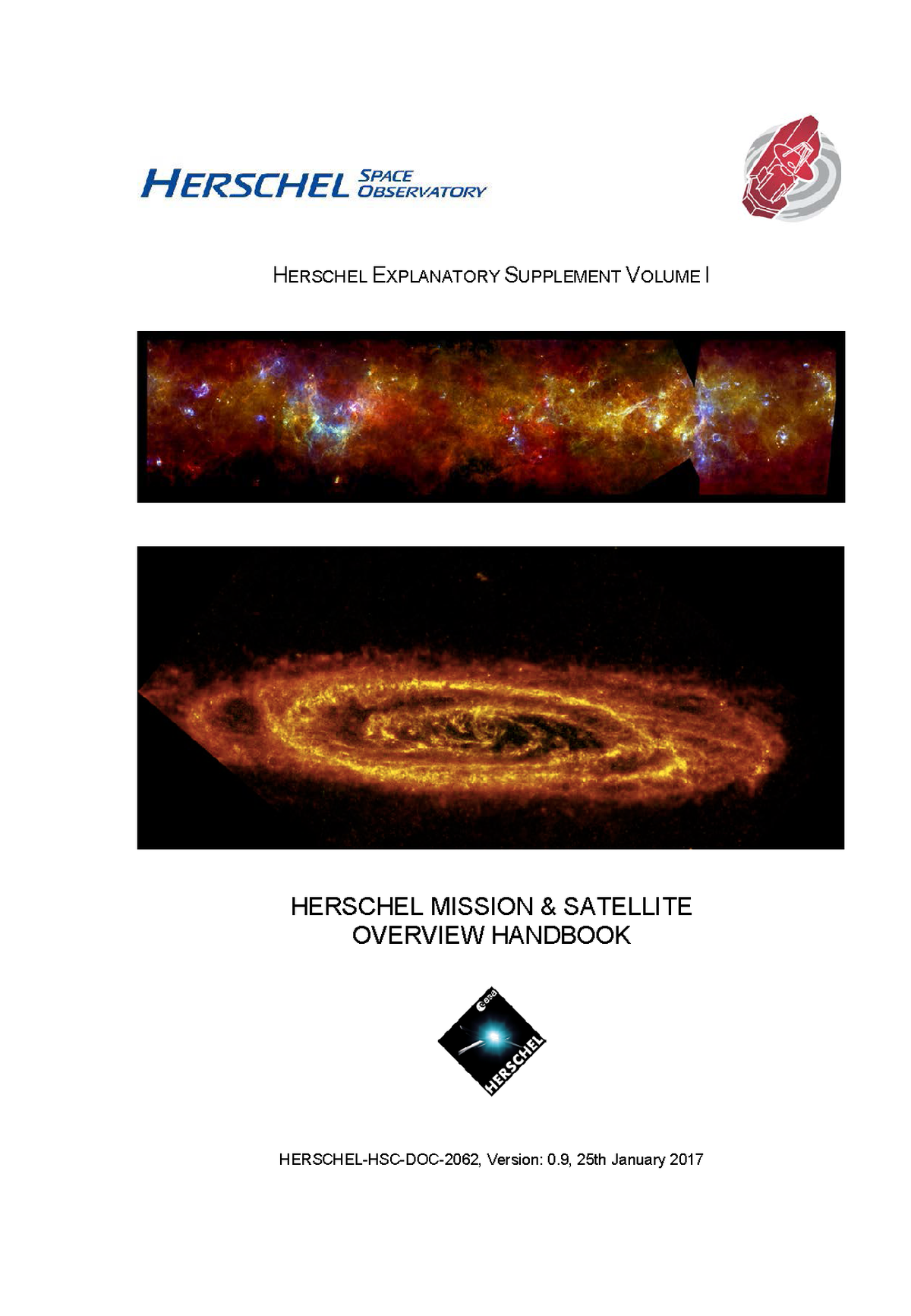 Herschel Explanatory Supplement Vol.I
