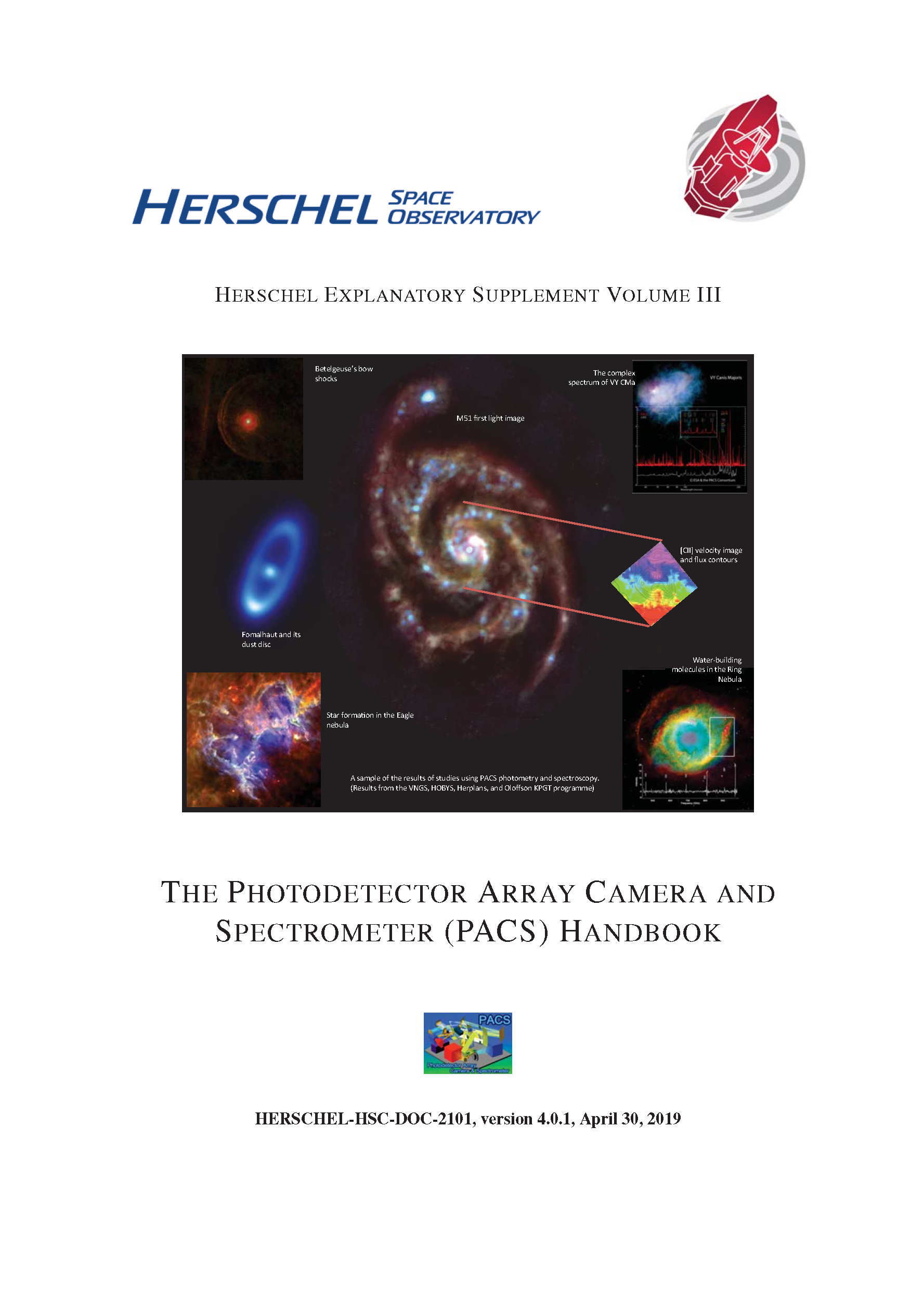 Herschel Explanatory Supplement Vol.III