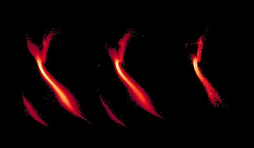 gaia dr2 hr diagram gaia cosmos hr diagram main sequence gaia hertzsprung russell diagrams, gaia absolute magnitude versus gbp grp colour, as a function of the stars tangential velocity (vt), using gaia dr2 with