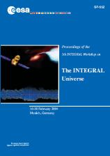 ESA SP-552: Proceedings of the 5th INTEGRAL workshop (The INTEGRAL Universe)