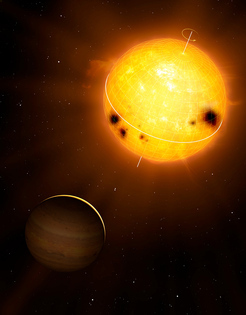 Under a foreign sun: the universe appears to be harbouring a large number of exoplanets. PLATO will survey a million stars searching for those orbited by Earth-like exoplanets.